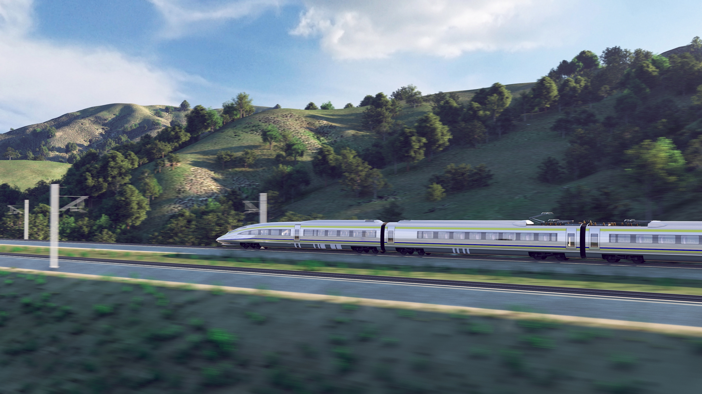 Study: High-speed rail could slow down emergency responders on Peninsula