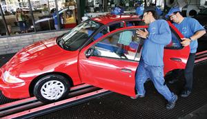 essay on dirty cars