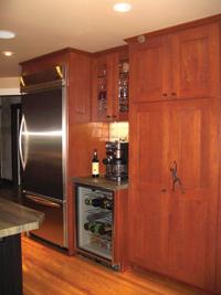 Home Garden Design On Kitchenaid 42 Built In Refrigerator Fridges