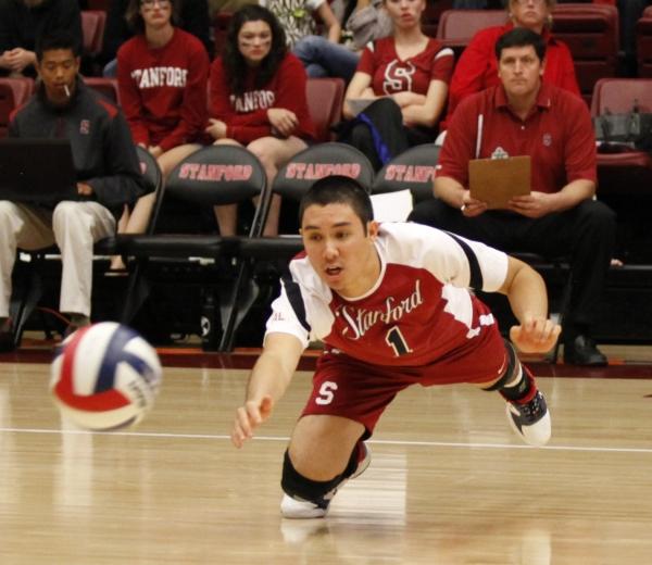 Erik Shoji stanford volleyball