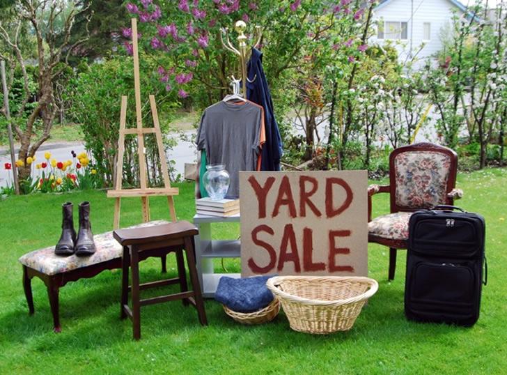 Palo Alto Citywide Yard Sale